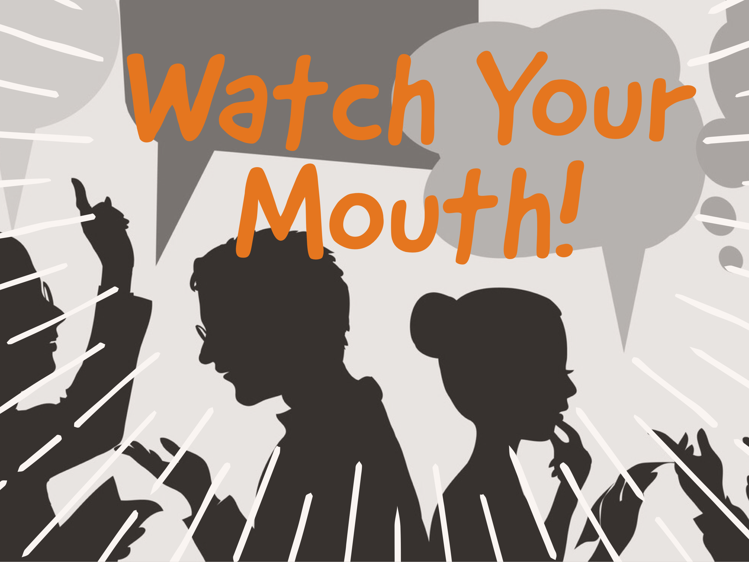 Watch Your Mouth - September 2018 Sermon Series - Broad