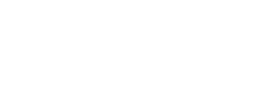 Broad River Church Logo White
